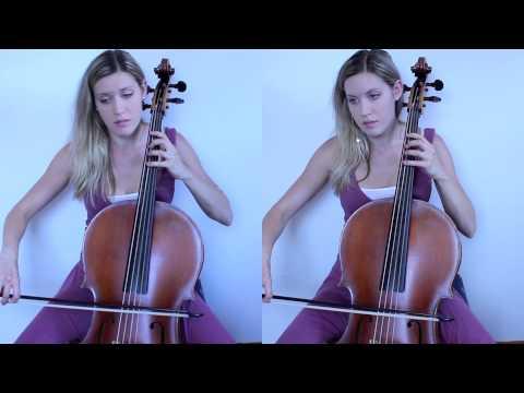 J.S. Bach - Gavotte in C minor, Suzuki Book 3, in baroque style on period instruments