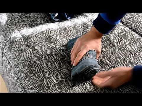 Come Sistemare I Jeans Nell Armadio.Piegare Jeans E Pantaloni In Un Cassetto Ispirato Al Metodo Konmari