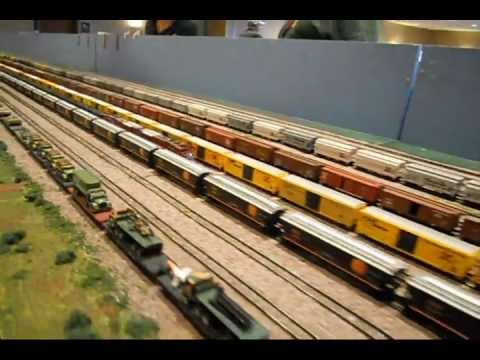 Model Railroad Toy Train Track Plans-Mind-Blowing Pointers For Assembling N-SCALE model railroad train layout w/sounds added #5
