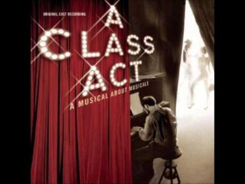 Better/One/Better (reprise) - A Class Act