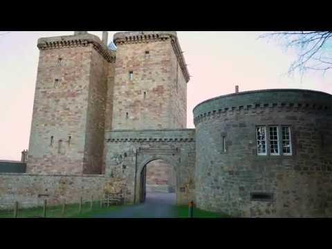 Borthwick Castle - An overview