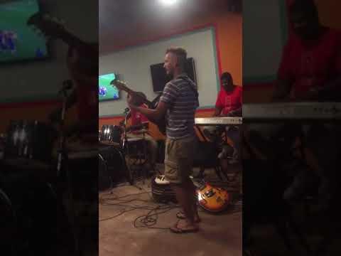 Live reggae @ Jolly Boys ( Livingstone, Zambia)