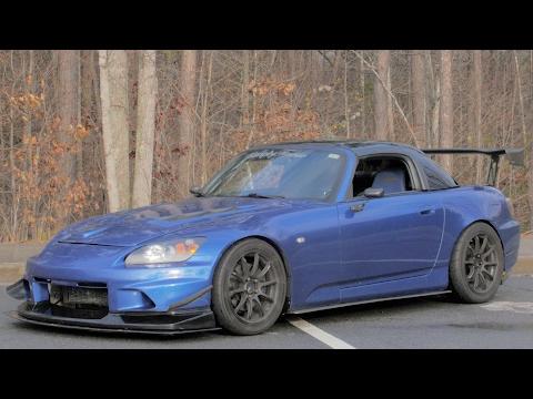 Supercharged Honda S2000 Car Review- A Perfect Honda