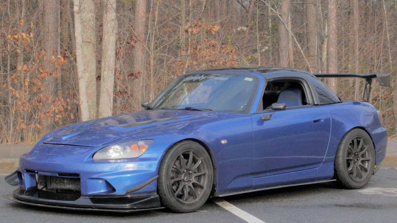 Supercharged Honda S2000 Car Review- A Perfect Honda - YouTube