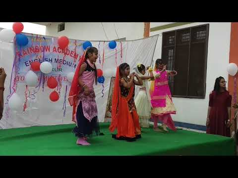 Rainbow Academy NAKUR (Bhang mene bhi pee li )