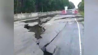В Иркутской области устраняют последствия сильнейшего землетрясения.