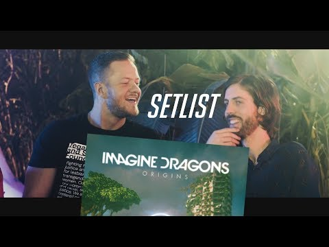 Imagine Dragons – Origins OFFICIAL SETLIST IN THE DESCRIPTION!!! | + 3rd song