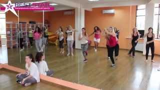Best Star-танцы в Ростове. Открытые уроки 4.08. Pop-jazz