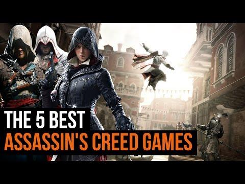 The 5 Best Assassin