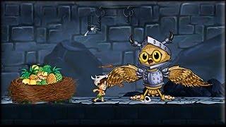 Jungle Adventure 2 - Stage 4 Walkthrough + Boss Fight