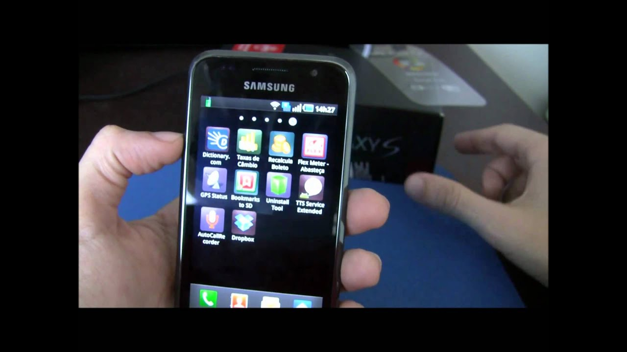 galaxy s gt i9000b parte 2 em portugu s hd youtube rh youtube com Verizon Samsung Galaxy 3 Manual Samsung Galaxy Support User Manual