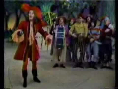 Tarentella-Captain Hook