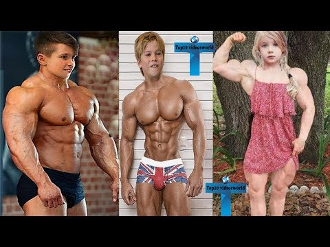 Top 10 Most Strongest Kids In The World
