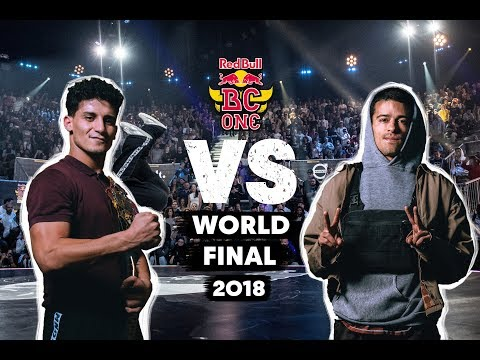 Lil Zoo Vs. Luigi | Final Battle | Red Bull BC One World Final 2018