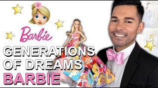 GENERATIONS OF DREAMS Barbie Doll - Barbie Collector - Review