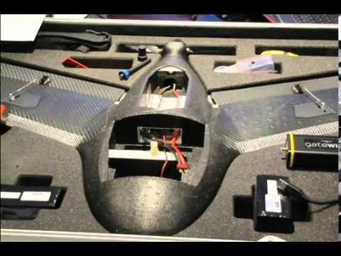 UAV Gatewing for Surveying and Mapping
