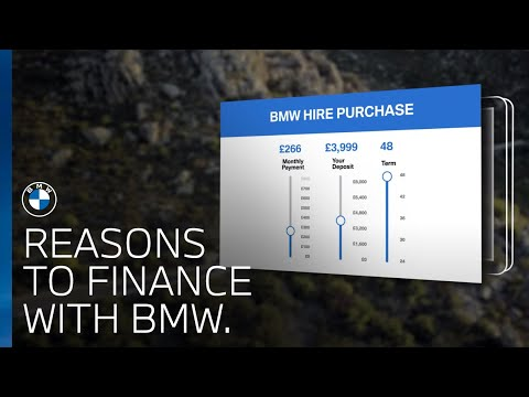 BMW Financial Services | Reasons To Finance.