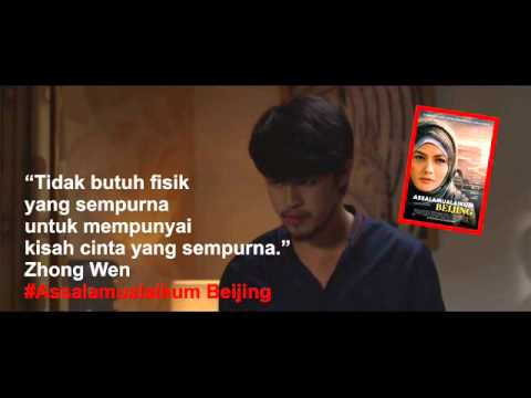Moving On - Ridho Rhoma  ( Ost  Assalamualaikum Beijing )