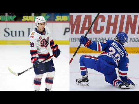 Who would you take? Connor Bedard or Matvei Michkov