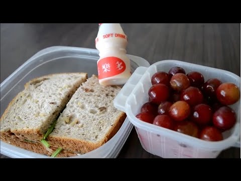Easy Lunch Ideas for School