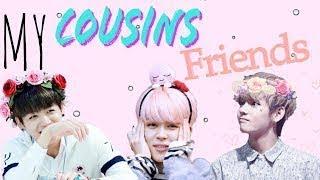 ~MY COUSINS FRIENDS~    MAKNAE LINE FF    EP3~