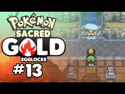 "Pokémon Sacred Gold Egglocke!: Ep. #13 | ""CHUCK GETS ME WET"""