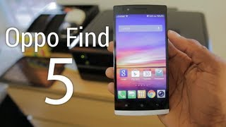 Oppo Find 5 Review!