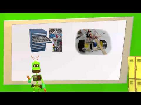 EG Robotics Level 2 Courses Introduction