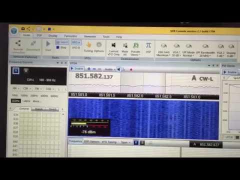 Análisis de Señales - Signal Intelligence