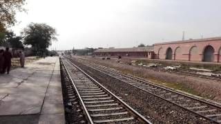 Pakistan Railway today inuagerated New EXPRESS  TRAIN namely MULTAN EXPRESS between MULTAN to LAHORE thumbnail