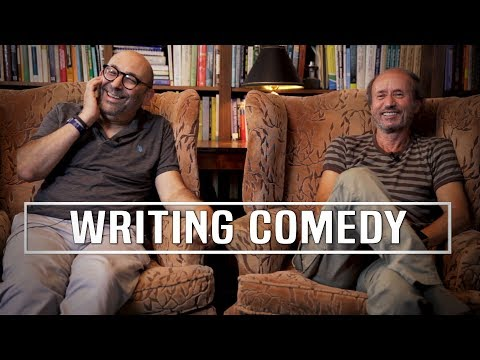 The Art and Craft Of Writing Comedy - Jeffrey Davis and Peter Desberg [FULL INTERVIEW]