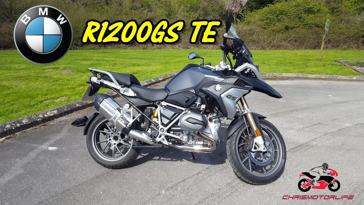 2017 BMW R1200GS TE First Impression / Review - YouTube