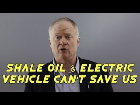 [ Chris Martenson ] / Shale Oil and Electric Vehicles Can't Save Us