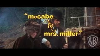 Mccabe & Mrs. Miller - Trailer #1