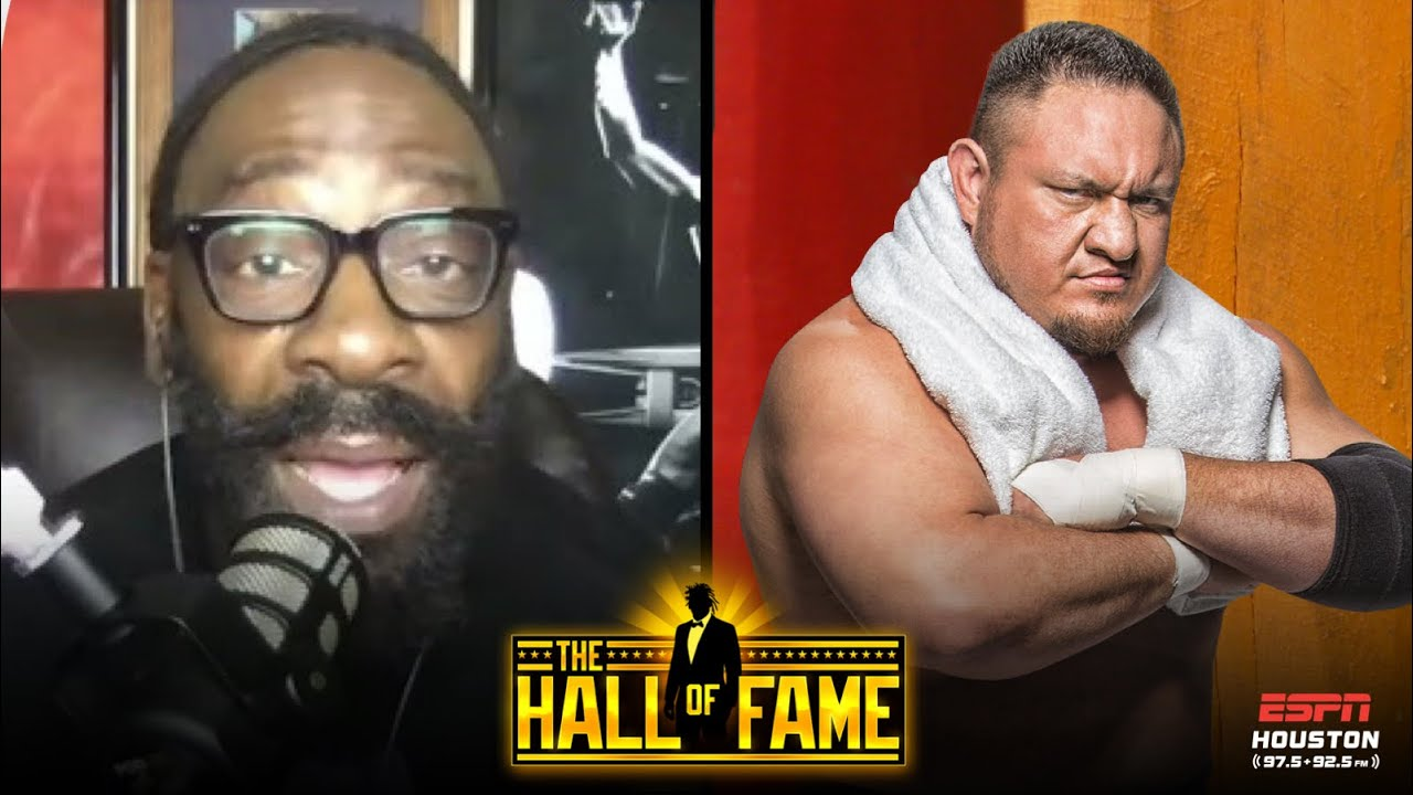Booker T Comments on The Releasing of Samoa Joe And The IIconics