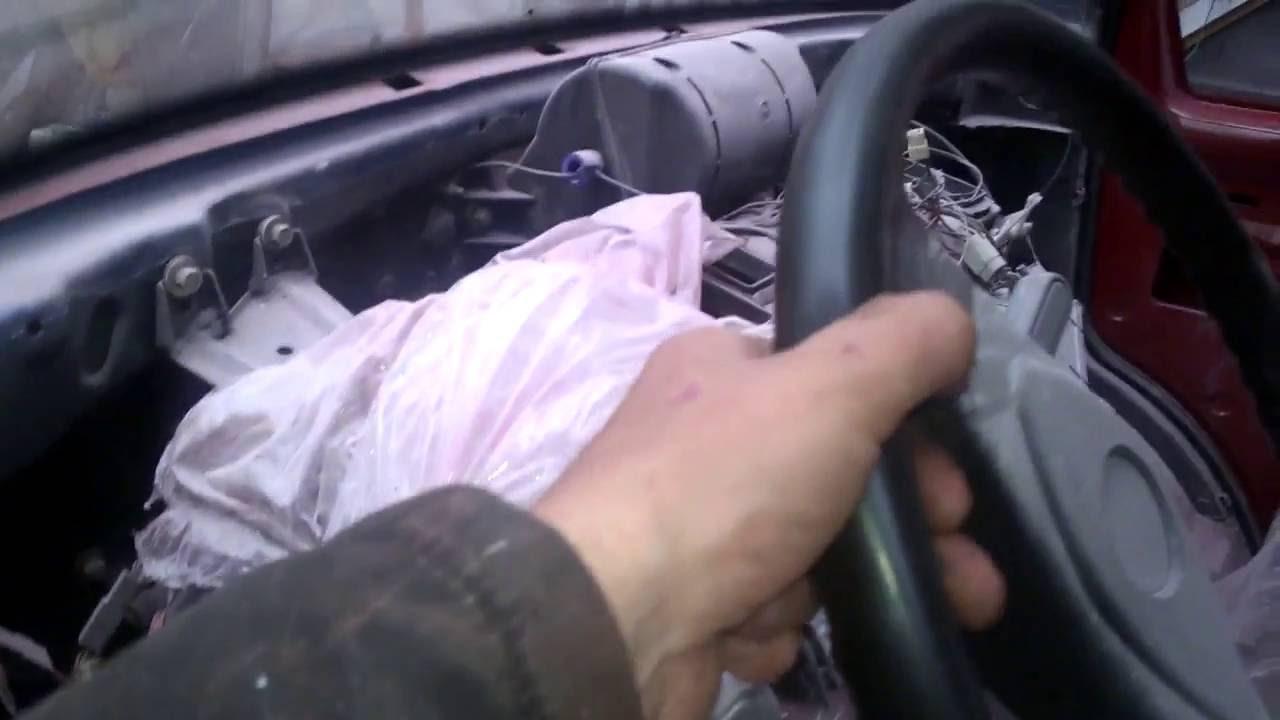 схема рулевого управления газ соболь