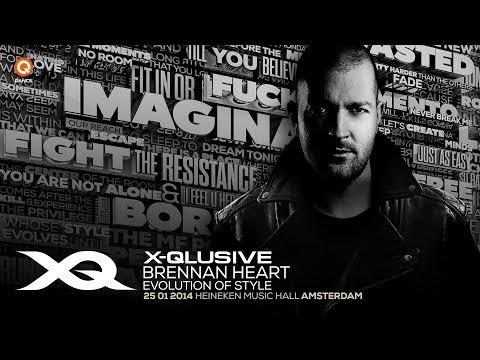 X-Qlusive Brennan Heart | Line-up Release