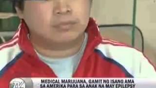 Grace Poe at Dr  Leo Olarte, Bukas na pag aralan ang pag gamit ng medicinal marijuana sa pilipinas