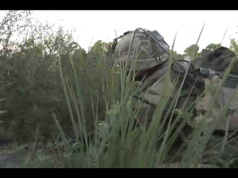 Canadian Forces Operation Dragon. Combat Camera Footage.