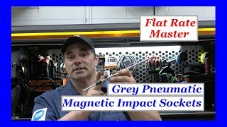 Real World Tool Review Grey Pneumatic Magnetic Impact Sockets