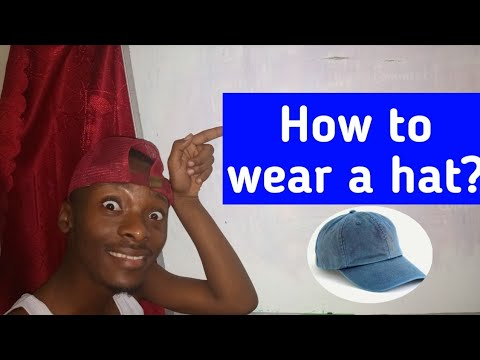 Download How to wear a hat?