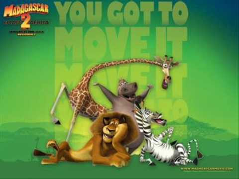 Madagascar 2- The Traveling Song (Lyrics& MP3 download)