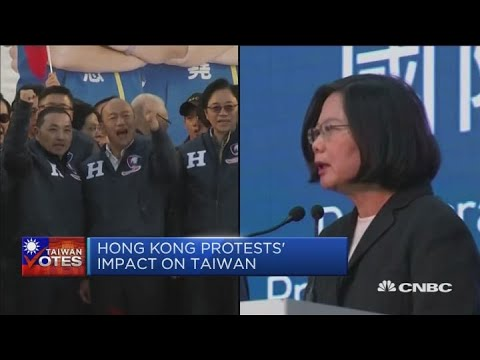 Download China's role in the upcoming Taiwan election