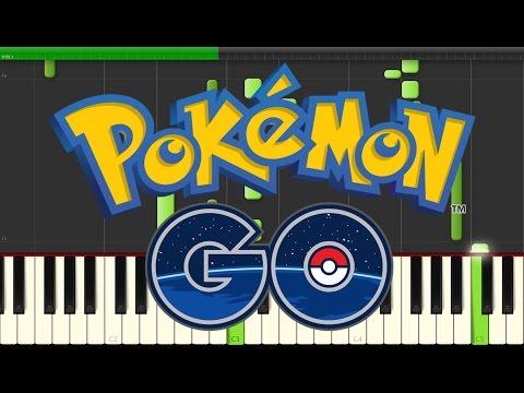 Pokemon Gold Version Pokemon Silver Version - National Park (Piano)