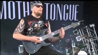 Sacred Mother Tongue Live @ Bloodstock 2013