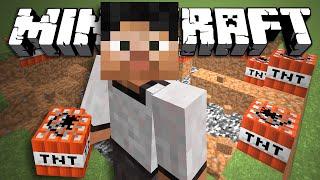 РАНДОМНЫЙ ТНТ Minecraft Обзор Мода