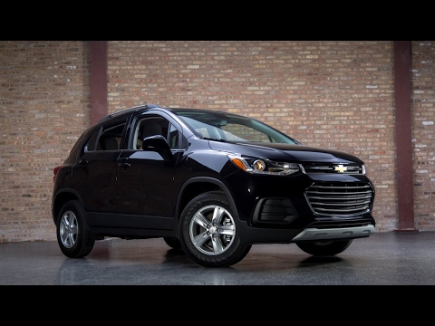2017 Chevrolet Trax Test Drive Review