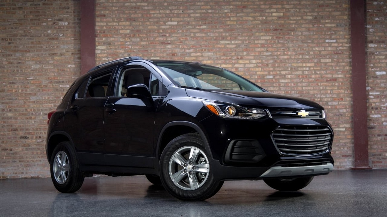 2017 chevrolet trax test drive review - youtube