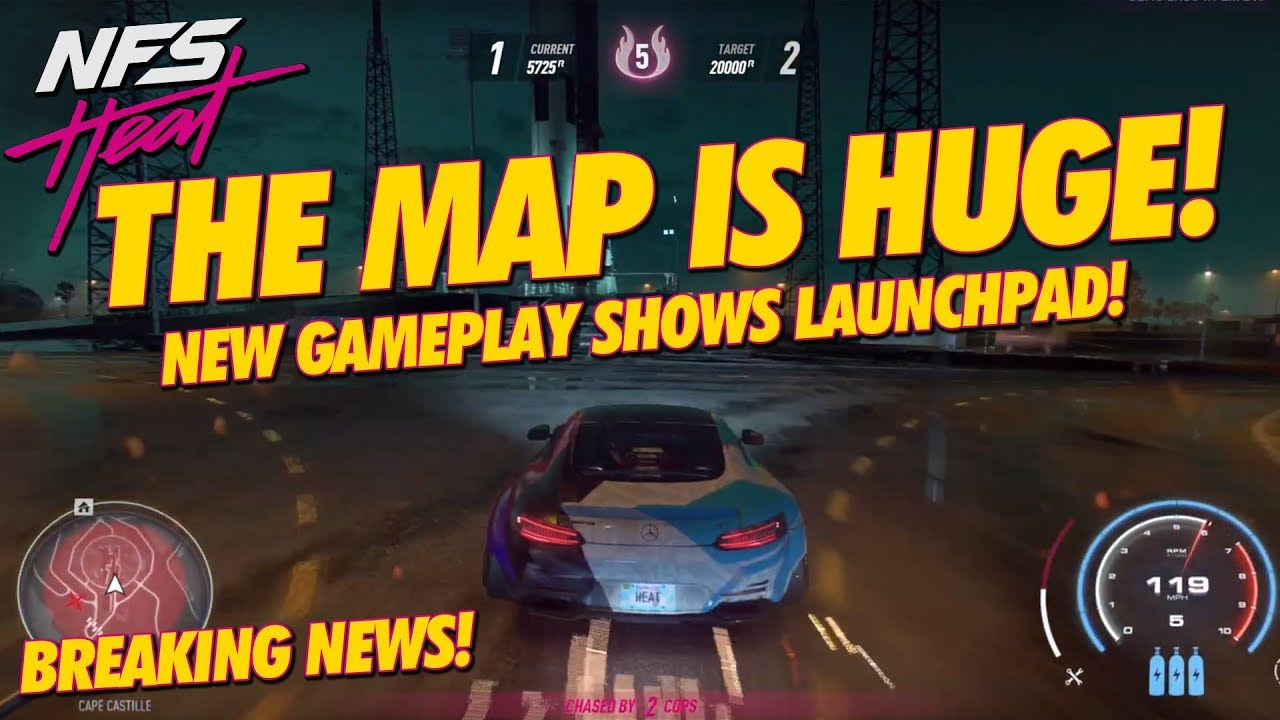 Nfs Heat Map Need For Speed Heat Street Art Locations Guide