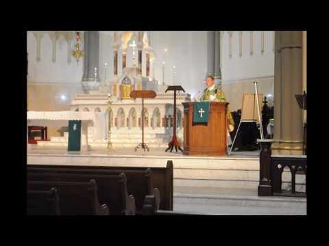 "Fr Rick Nagel, ""Teaching Mass,"" Theology on Tap Indy"